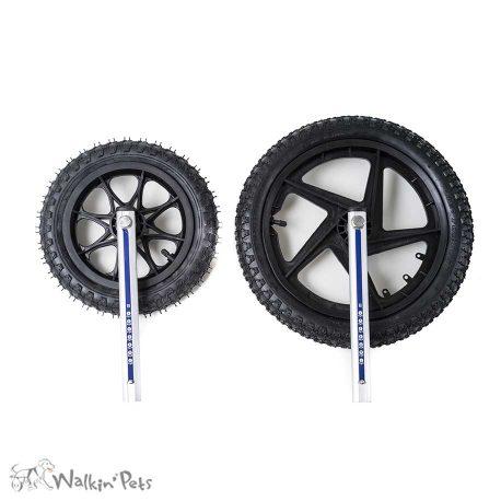 Pneumatic Wheels Struts 1