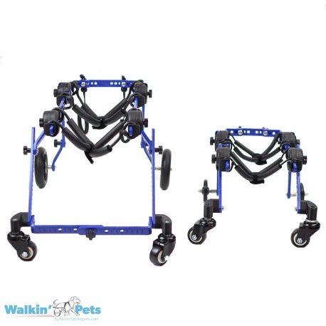 Walkin' Wheels Full Support/4-Wheel MINI
